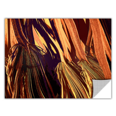 Brushstone Badlands Palm Removable Wall Decal