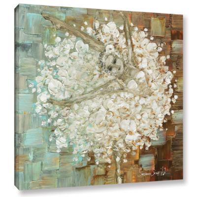 Brushstone Ballerina 2 Gallery Wrapped Canvas WallArt