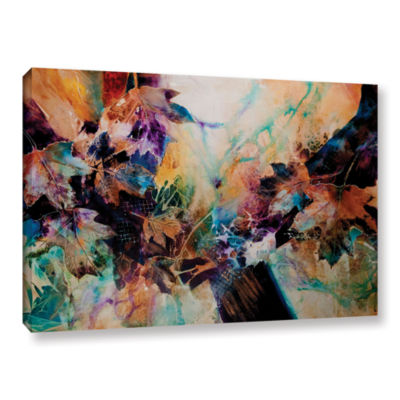 Brushstone Beckoning Gallery Wrapped Canvas Wall Art