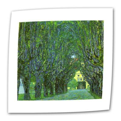 Brushstone Beeche Forest Canvas Wall Art