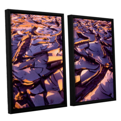 Brushstone Barro Magnifico 2-pc. Floater Framed Canvas Wall Art
