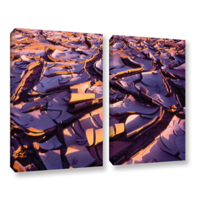 Brushstone Barro Magnifico 2-pc. Gallery Wrapped Canvas Wall Art