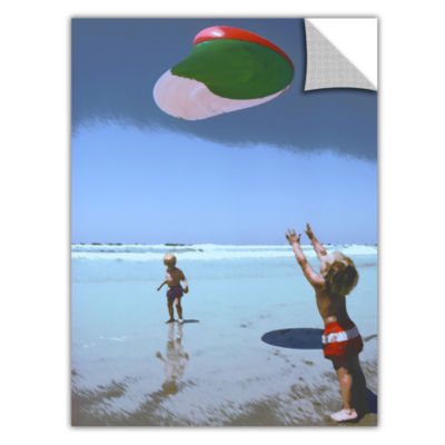 Brushstone Beach Day 2 Removable Wall Decal