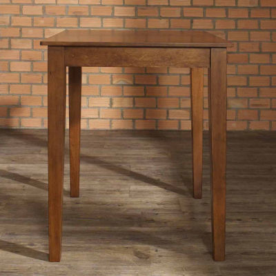 Tapered Leg Pub Table