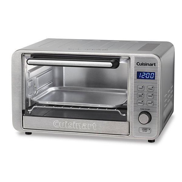 Cuisinart Digital Convection Toaster Oven CTO 1300PC JCPenney