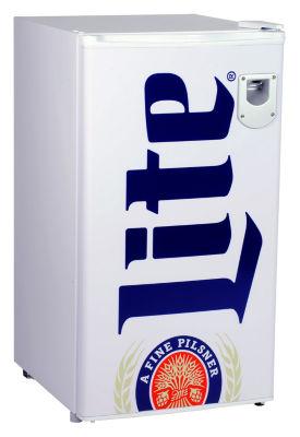 Miller Lite 90 Ltr Compressor Fridge