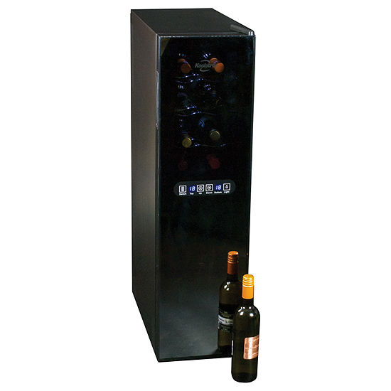 Koolatron 18-Bottle Dual-Zone Wine Cellar