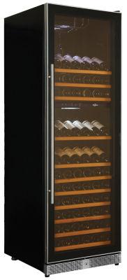 Koolatron 160-Bottle Dual-Zone Wine Cooler