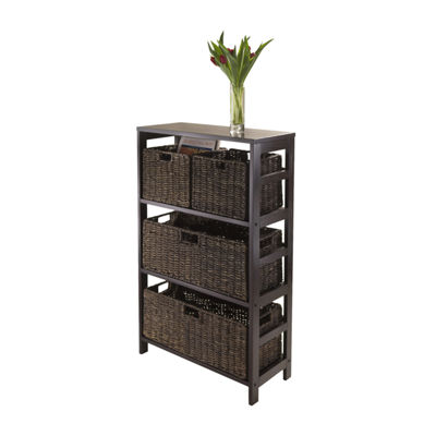 Winsome Granville 5pc Storage Shelf Set