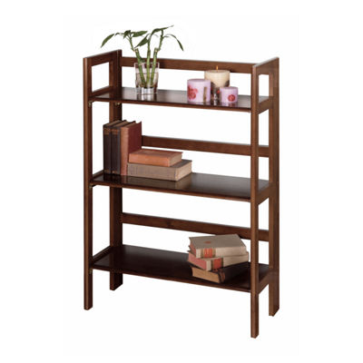 Winsome Terry Folding Bookcase