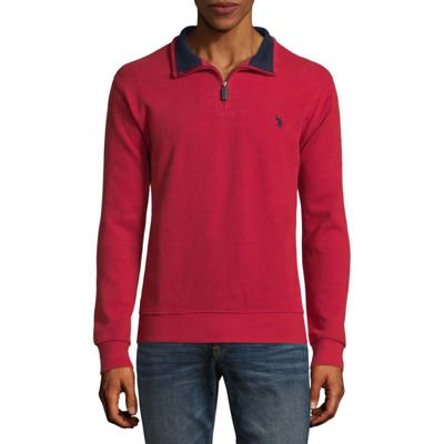 U.S. Polo Assn.® Quarter-Zip Pullover