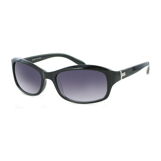 7d926fb94ee3 Glance Womens Full Frame Wrap Around UV Protection Sunglasses - JCPenney
