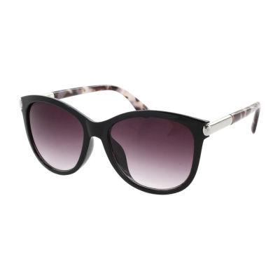 Glance Womens Full Frame Cat Eye UV Protection Sunglasses