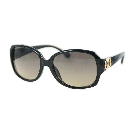Glance Womens Full Frame Rectangular UV Protection Sunglasses