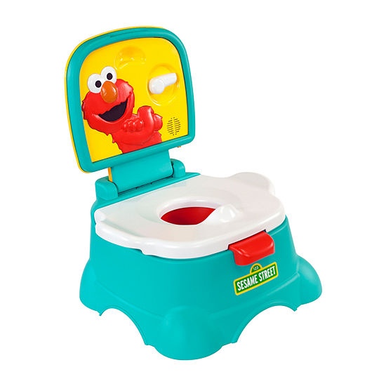 Kolcraft Sesame Street Elmo 3 In 1 Potty Chair Potty Chair