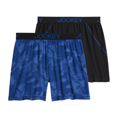 Jockey 2-Pair No Bunch Boxers