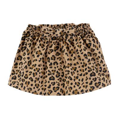 Carter's Cheetah Corduroy Skirt - Toddler Girl