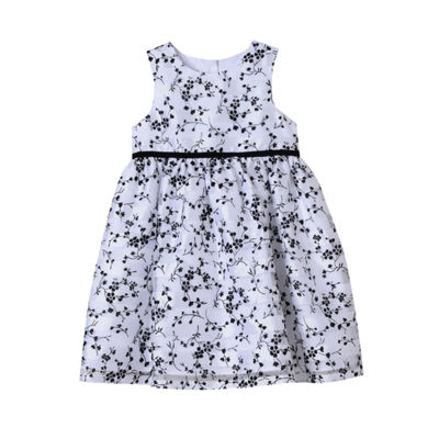 Marmellata Sleeveless A-Line Dress - Baby Girls