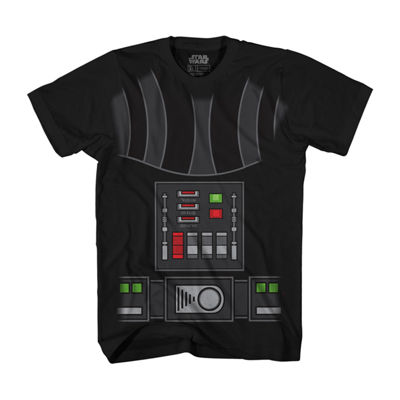 Short Sleeve Crew Neck Star Wars T-Shirt Boys