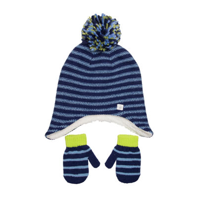 ABG 1 Pair Cold Weather Set-Toddler Boys