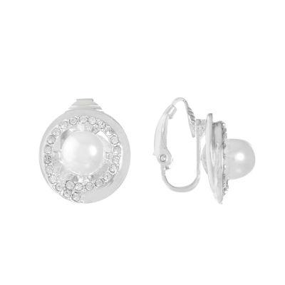 Gloria Vanderbilt 14.6mm Stud Earrings