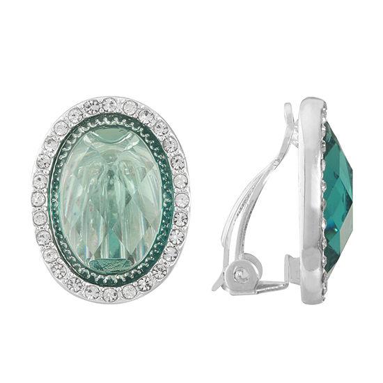 3bd16ec14e659 Gloria Vanderbilt Clip On Earrings - JCPenney