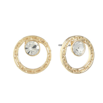 Gloria Vanderbilt 16.4mm Stud Earrings