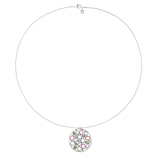 Gloria Vanderbilt Womens Pendant Necklace