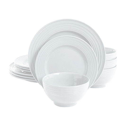 Plaza Cafe 12 Pc Dinnerware Set