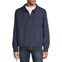 U.S. Polo Assn. Microfiber Midweight Softshell Jacket