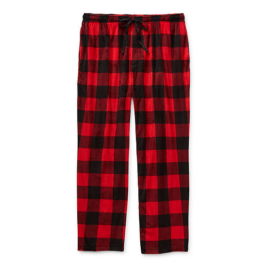The Foundry Big & Tall Supply Co. Mens Mid Rise Classic Fit Pajama Pants
