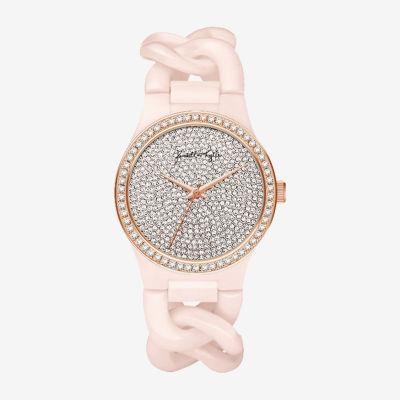 Kendall + Kylie Womens Pink Bracelet Watch 14678bl-42-B12