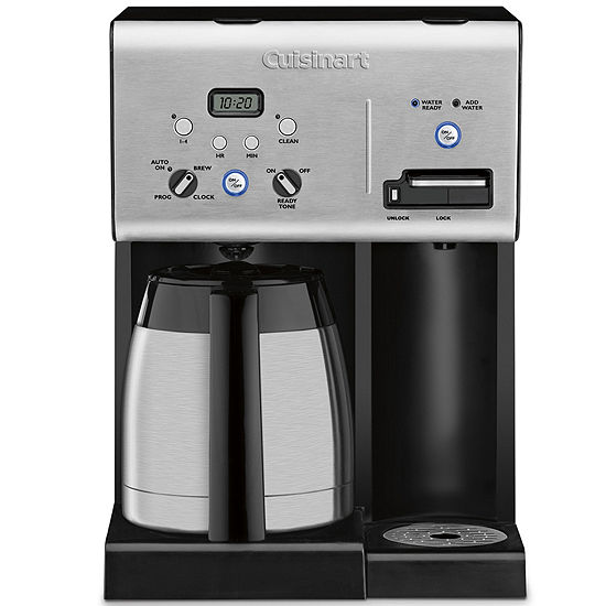 Cuisinart 10 Cup Thermal Coffee Maker With Hot Water System