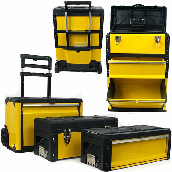 Stalwart™ Oversized Portable Tool Chest
