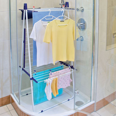 Leifheit Tower 200 Deluxe Clothes Drying Rack