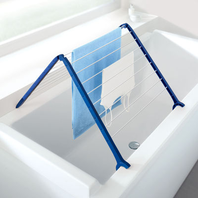 Leifheit Pegasus V Bathtub Clothes Drying Rack