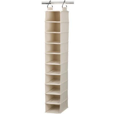 Household Essentials® Hanging Canvas Shoe Organizer