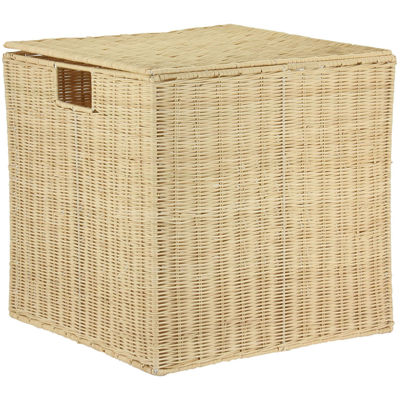 Household Essentials® Rattan Nested Boxes