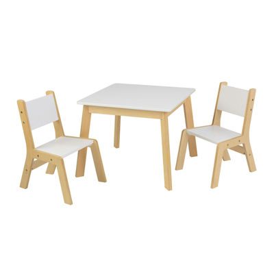 KidKraft Modern Table & 2 Chair Set