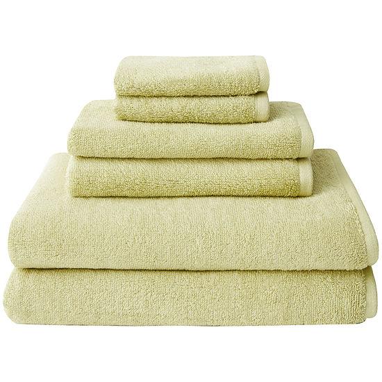 Amaze by Welspun Quick Dry 6-pc. Bath Towel Set