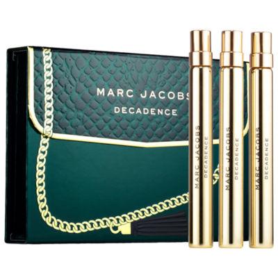 Marc Jacobs Fragrances Decadence Travel Spray Trio