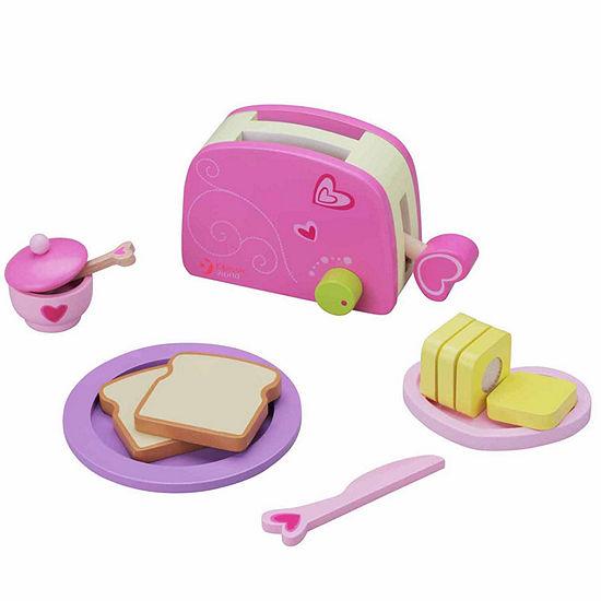 Toaster Set 7-Pc. Toy Tools