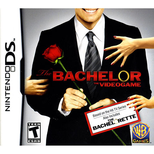 The Bachelor: The Video Game - Nintendo DS