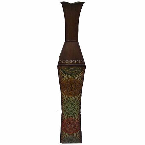 """34"""" Multicolor Vase"""