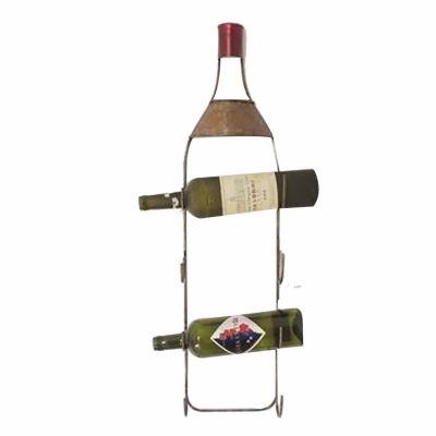 Bottle Wine Rack Wall Decor
