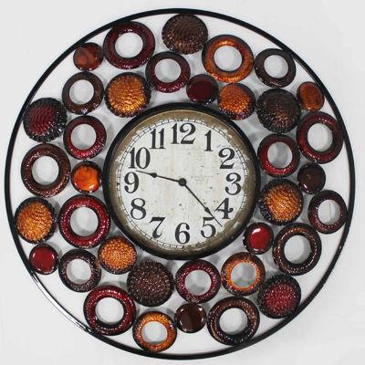 Circles In Circles Wall Clock-400-22284