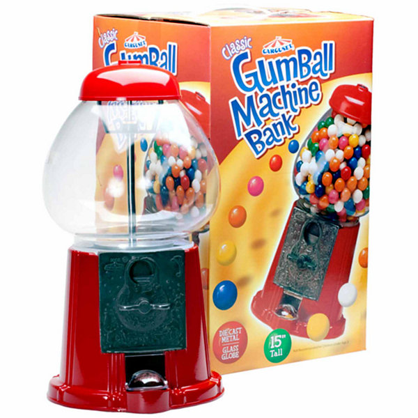 Carousel Gumball Machine - King