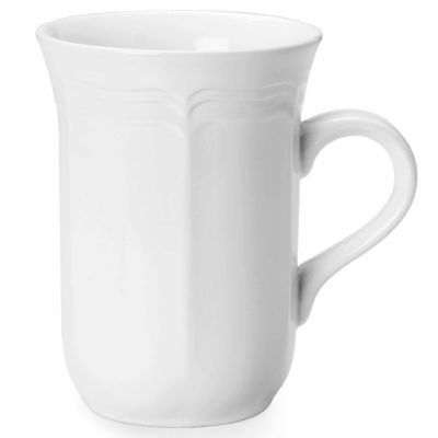 Mikasa Antique White Coffee Mug