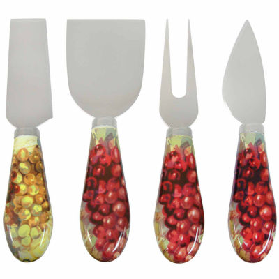 Epicureanist Sonoma 4-pc. Cheese Knives