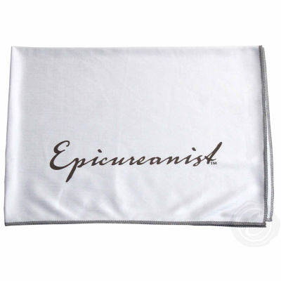 Epicureanist Microfiber Glassware Cloth